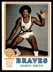 1973 Topps #173  Randy Smith  Front Thumbnail