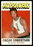 1971 Topps #1  Oscar Robertson   Front Thumbnail