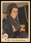 1959 Fleer #20   -  Ted Williams  On To Naval Training Front Thumbnail