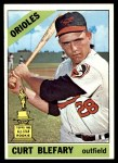 1966 Topps #460  Curt Blefary  Front Thumbnail