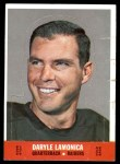 1968 Topps Stand-Ups #13  Daryle Lamonica  Front Thumbnail