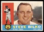 1960 Topps #396  Steve Bilko  Front Thumbnail