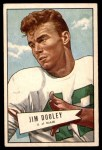 1952 Bowman Large #31  Jim Dooley  Front Thumbnail