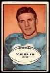 1953 Bowman #6  Doak Walker  Front Thumbnail
