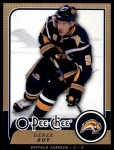 2008 O-Pee-Chee #391  Derek Roy   Front Thumbnail