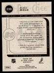 2008 O-Pee-Chee #520  Mike Mole   Back Thumbnail