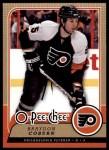 2008 O-Pee-Chee #24  Braydon Coburn  Front Thumbnail