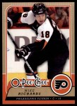 2008 O-Pee-Chee #137  Mike Richards  Front Thumbnail