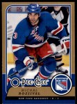 2008 O-Pee-Chee #139  Michal Rozsival   Front Thumbnail