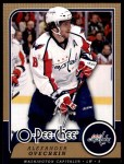 2008 O-Pee-Chee #278  Alexander Ovechkin   Front Thumbnail