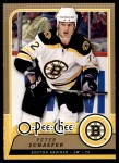 2008 O-Pee-Chee #334  Peter Schaefer   Front Thumbnail