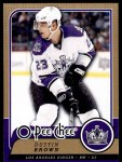 2008 O-Pee-Chee #483  Dustin Brown   Front Thumbnail