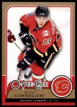 2008 O-Pee-Chee #610  Mike Cammalleri  Front Thumbnail