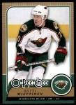 2008 O-Pee-Chee #640  Antti Miettinen   Front Thumbnail