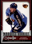2008 O-Pee-Chee #750   -  Nathan Oystrick Marquee Rookies Front Thumbnail