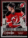 2008 O-Pee-Chee #771   -  Patrick Davis Marquee Rookies Front Thumbnail