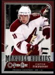2008 O-Pee-Chee #784   Marquee Rookies Front Thumbnail