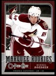 2008 O-Pee-Chee #785   Marquee Rookies Front Thumbnail