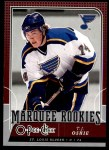 2008 O-Pee-Chee #790   Marquee Rookies Front Thumbnail
