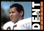 1985 Topps #24  Richard Dent  Front Thumbnail