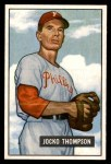 1951 Bowman #294  Jocko Thompson  Front Thumbnail