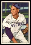 1952 Bowman #140  Ray Scarborough  Front Thumbnail