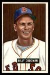 1951 Bowman #237  Billy Goodman  Front Thumbnail
