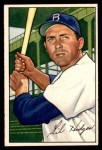 1952 Bowman #80  Gil Hodges  Front Thumbnail
