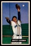 1951 Bowman #37  Whitey Lockman  Front Thumbnail