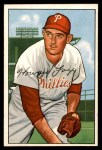 1952 Bowman #125  Howard Fox  Front Thumbnail