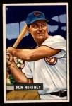 1951 Bowman #70  Ron Northey  Front Thumbnail