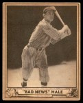 1940 Play Ball #203  Odell Hale  Front Thumbnail