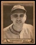 1940 Play Ball #142  Highpockets Kelly  Front Thumbnail