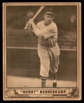 1940 Play Ball #196  Nonny Nonnenkamp  Front Thumbnail