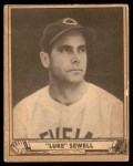 1940 Play Ball #48  Luke Sewell  Front Thumbnail