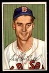1952 Bowman #153  Fred Hatfield  Front Thumbnail