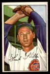 1952 Bowman #114  Frank Hiller  Front Thumbnail