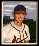 1950 Bowman #239  Bill Howerton  Front Thumbnail