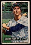 1951 Bowman #15  Johnny Pesky  Front Thumbnail