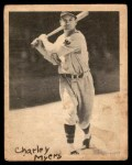 1939 Play Ball #100  Buddy Myer  Front Thumbnail