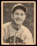 1939 Play Ball #57  Buddy Hassett  Front Thumbnail