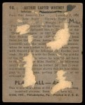 1939 Play Ball #98  Pinky Whitney  Back Thumbnail