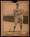 1940 Play Ball #216  Joe Marty  Front Thumbnail