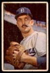 1953 Bowman #12  Carl Erskine  Front Thumbnail