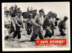 1965 Philadelphia War Bulletin #53   I Have Returned Front Thumbnail
