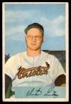 1954 Bowman #69  Clint Courtney  Front Thumbnail