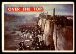 1956 Topps Davy Crockett #69 GRN  Over the Top  Front Thumbnail