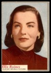 1953 Topps Who-Z-At Star #7  Ella Raines  Front Thumbnail