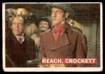 1956 Topps Davy Crockett #45 ORG  Reach Front Thumbnail