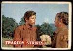 1956 Topps Davy Crockett #40 ORG  Tragedy Strikes  Front Thumbnail